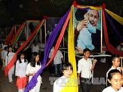 Conmemoran en Vietnam natalicio del Presidente Ho Chi Minh