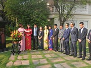 Conmemoran natalicio de Presidente Ho Chi Minh en México