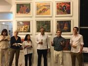 Exposición de obras gráficas resalta amistad Vietnam-Cuba