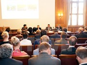 Promueven oportunidad de cooperación económica Vietnam-Alemania