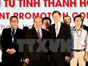Premier vietnamita exhorta a Thanh Hoa a ser ejemplo en atracción de inversión