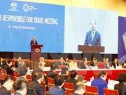 Inauguran en Hanoi XXIII Conferencia de Ministros de Comercio del APEC