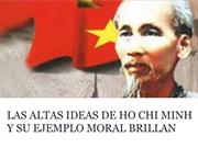 Prensa argentina continúa exaltando liderazgo del Presidente Ho Chi Minh
