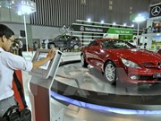 Mercado automovilístico de ASEAN gozará de señales positivas en 2017