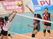 Vietnam gana medalla de bronce en Torneo femenino de Voleibol de Asia