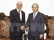 Premier vietnamita recibe a director general del OPEP