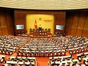 Asuntos económicos centran agenda de primera jornada de tercer período de sesiones