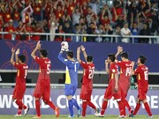 Impresionante debut de Vietnam en Copa Mundial sub-20 de fútbol