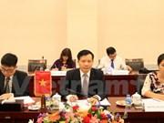 Vietnam y Laos intensifican cooperación partidista