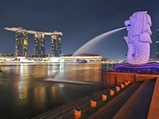Caen 0,7 por ciento exportaciones de Singapur en abril