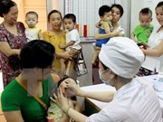 Cinco millones de niños vietnamitas recibirán suplementos de vitamina A