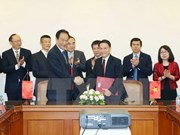 Firman VNA y Xinhua nuevo acuerdo de cooperación