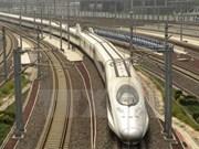 Iniciarán proyecto ferroviario de alta velocidad Tailandia – China
