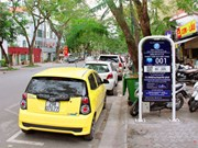Hanoi construirá este año sistema de transporte inteligente