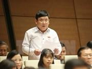 Parlamento vietnamita analiza reajuste del borrador de ley de comercio exterior