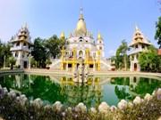 Pagoda Buu Long, destino atractivo de Ciudad Ho Chi Minh