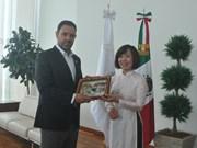 Impulsan cooperación entre localidades vietnamitas y mexicanas