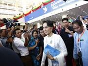 Myanmar: Conferencia de paz se extiende hasta hoy