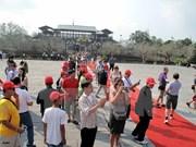 Registran alto aumento de turistas chinos en Vietnam