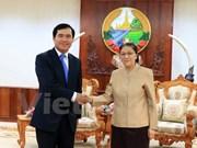 Vietnam impulsa preparativos para construcción de edificio parlamentario de Laos