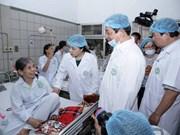 Ministra vietnamita pide acelerar investigación sobre causa del incidente médico en Hoa Binh