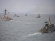 Tailandia y EE.UU. realizan ejercicio militar conjunto CARAT 2017