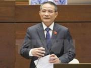 Parlamentarios vietnamitas revisan ley de ferrocarriles