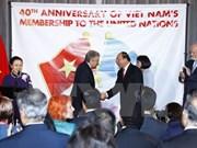 Vietnam, miembro activo de ONU y socio confiable de comunidad internacional