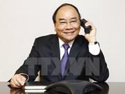 Premier pide apoyo del Congreso de EE.UU. a la entrada de productos vietnamitas