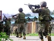Mueren soldados filipinos por fuego amigo