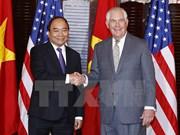Estados Unidos desea impulsar relaciones multisectoriales con Vietnam