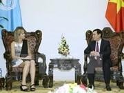 Vietnam y Países Bajos comparten visiones sobre políticas financieras