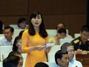 Diputados vietnamitas continúan debates sobre proyectos legales