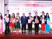 Debuta club de amistad Vietnam - países hispanohablantes