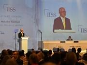 Resaltado papel de ASEAN en Diálogo de Shangri-La