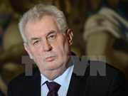 Presidente de República Checa visitará Vietnam