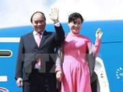 Premier Xuan Phuc inicia visita oficial a Japón