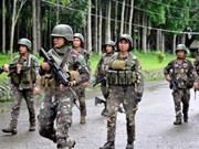 Presidente filipino llama a insurgentes a integrarse en la lucha contra el EI