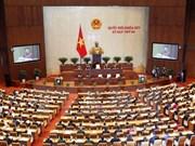 Ministros vietnamitas comparecerán ante el Parlamento para aclarar asuntos de interés público