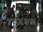 Tailandia fortalece seguridad tras atentados suicidas