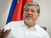 Alto funcionario filipino confía en avance del COC