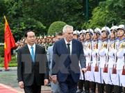 Vietnam y República Checa por una cooperación económica más efectiva