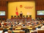 Parlamento vietnamita interpelará a miembros del gabinete la próxima semana