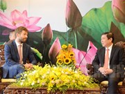 Respaldan la apertura de ruta aérea directa entre Ciudad Ho Chi Minh y Praga