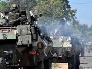 Malasia condena a pena de muerte a nueve filipinos por incursión armada ilegal