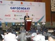 EE.UU desea impulsar cooperación inversionista con localidades vietnamitas