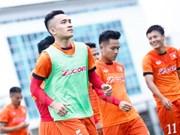 Selección vietnamita sub-22 de fútbol jugará con equipo de estrellas de K-League