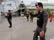 Tailandia refuerza seguridad en destinos turísticos