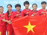 Equipo vietnamita de Shuttlecock defenderá su título en campeonato mundial