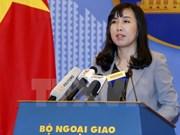 Vietnam insta a sudcorea que no haga declaraciones perjudiciales a los nexos bilaterales